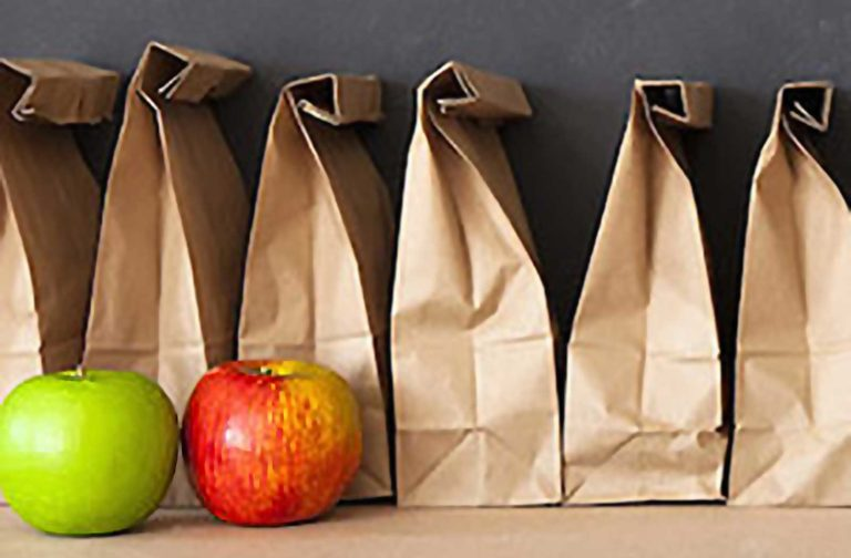 Feed Everyone, Living Earth's Brown Bag Project
