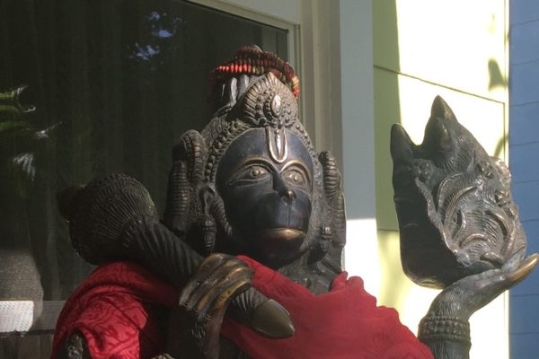 June 22 Hanuman Potluck / Summer Celebration