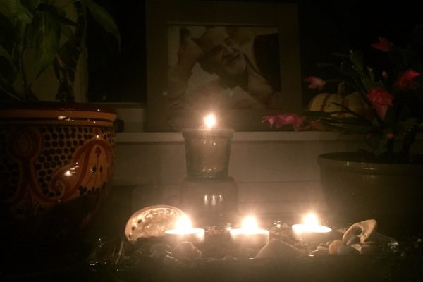 candle light - neem karoli baba