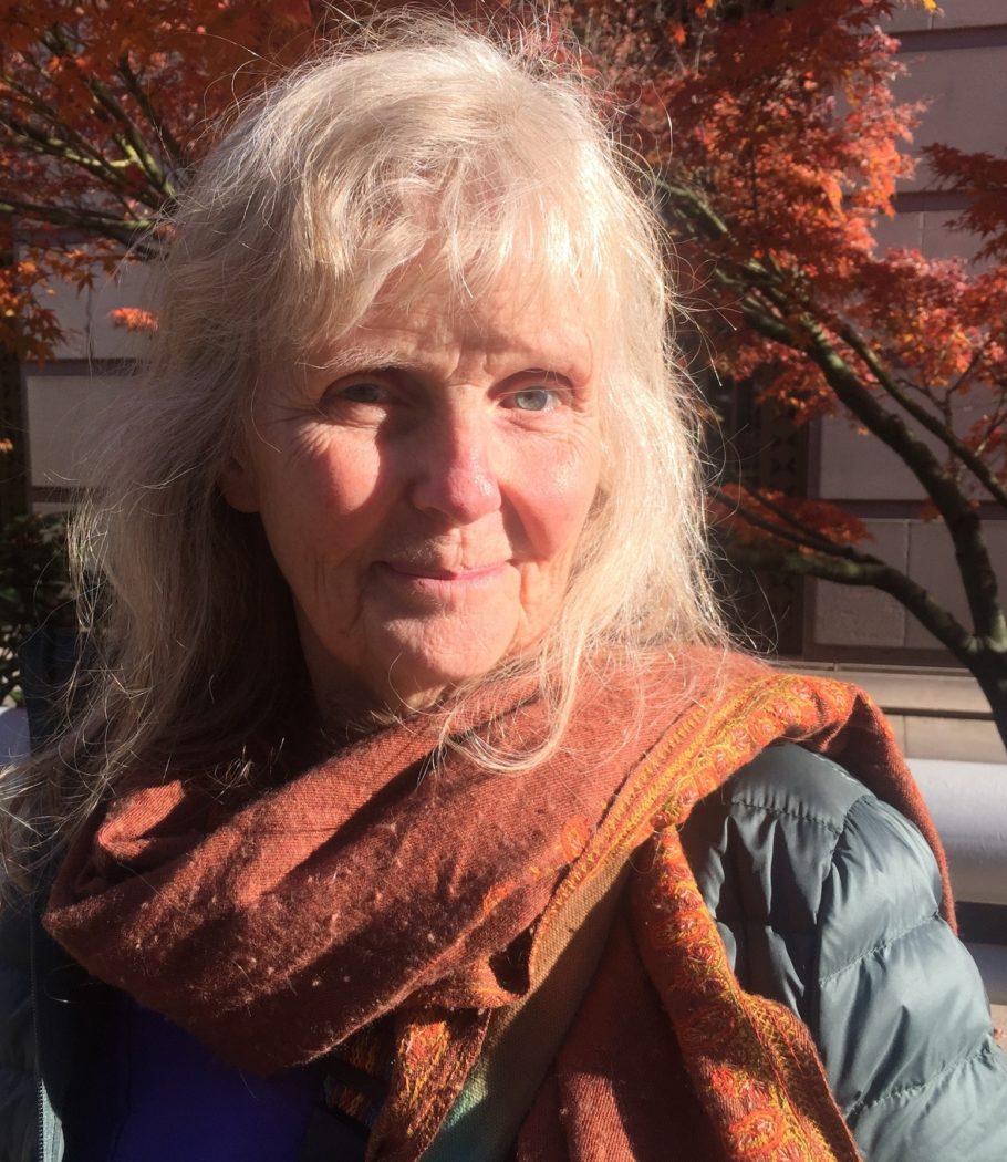 Betsy Toll, November 2018