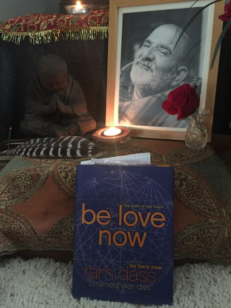 Be Love Now on the puja