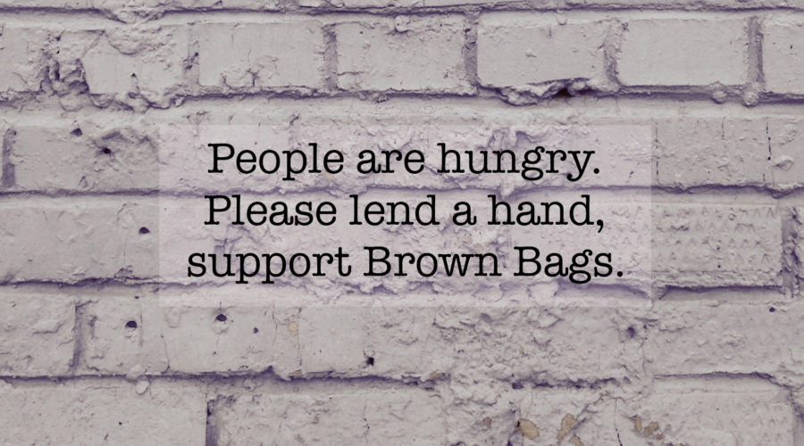 people are hungry. please lend a hand.