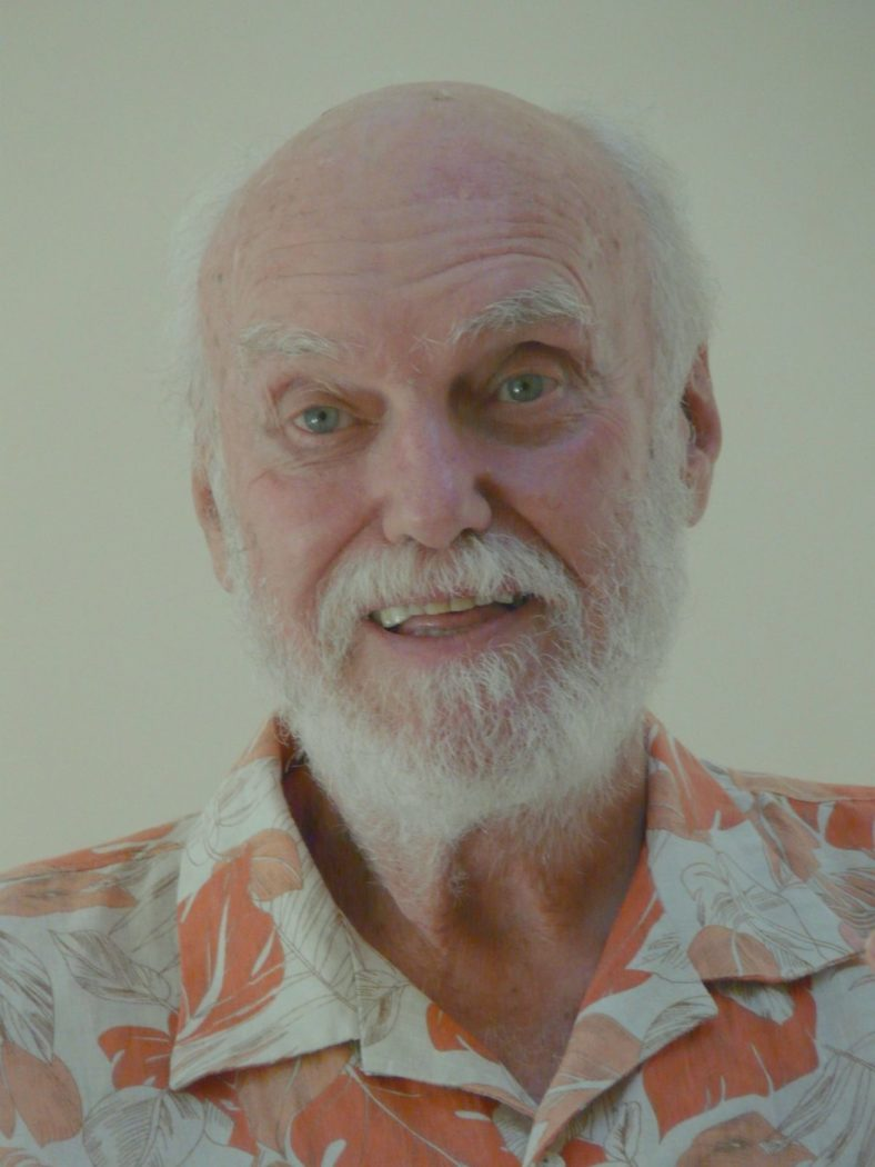 Ram Dass early 2019