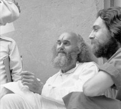 Ram Dass and KD, early 1970s