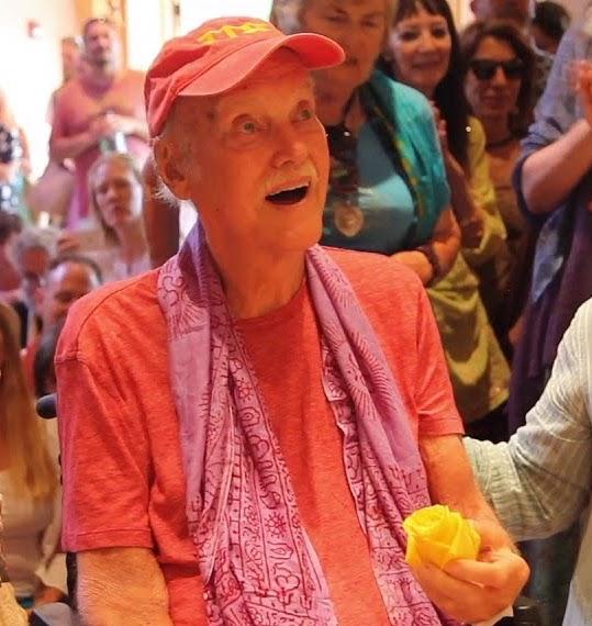 Ram Dass in 2019 in Taos