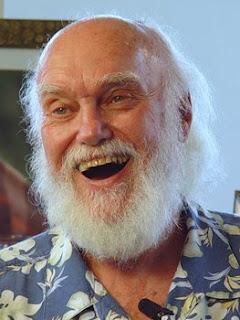 Ram Dass 2006 laughing